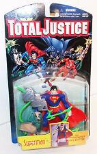 Total Justice Superman Brand NEW Sealed Kenner 1996 DC Comics Figure