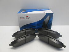 FRONT BRAKE PADS FIT TOYOTA	AVENSIS SALOON 2003-2008 2.2 2.4 D-4D D-CAT TD