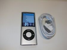 Apple iPod Nano 4th Generation Silver (8GB) - Very Good Condition
