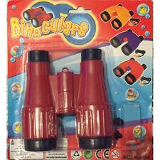 Kids Binoculars Childrens Binoculars Plastic Binoculars Toy Magnifier Coloured
