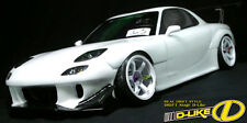 D-Like 1/10 RC MAZDA RX-7 FD3S 198mm Clear Body Drift Hashiriya Pandora Yokomo