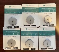 6x TrackR Bravo Bluetooth Tracking Device Item Tracker Phone Finder iOs/Android
