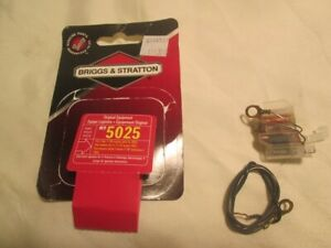 Genuine Briggs & Stratton 5025 Electronic Ignition Set