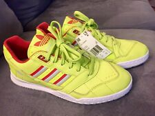 Adidas A.R. Trainer Men Sneakers Neon Yellow. Two Sizes Available 11 and 9 1/2