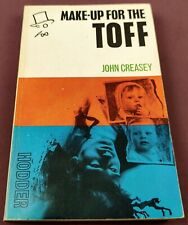 John Creasey - Make-up For The Toff - 1966 2nd Hodder Edition Vintage Paperback