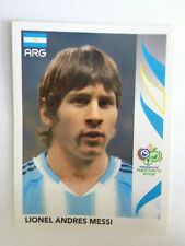 Panini Germany 2006 World Cup Sticker # 185 Lionel MESSI Argentina
