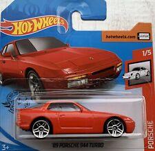 2020 Hot Wheels 89 Porsche 944 Turbo Brand NEW