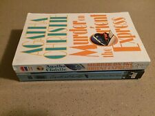 Agatha Christie lot 2 pbs And Then There Were None, Murder on the Orient Express