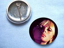 Nico 25mm  badge Velvet Underground Lou Reed Andy Warhol