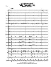 I've Got You Under My Skin - Big Band Jazz Vocal Chart - Sinatra - Score + Parts
