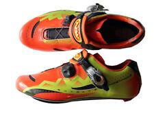 Northwave Extreme Tech SBS Carbon Road shoes Orange Look Speedplay EU 42 US 9.5