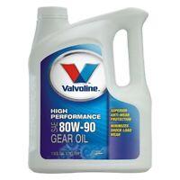 Valvoline 773732 SAE 80W-90 High Performance Gear Oil