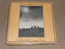 THE INCREDIBLE STRING BAND - LIQUID ACROBAT AS REGARDS THE AIR (LP )  VG+  1972