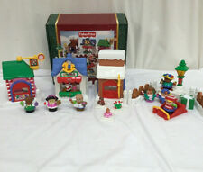 Fisher Price Little People Christmas On Main Street