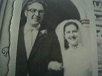 ephemera 1976 kent wedding small picture mr j robinson miss d west