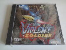 Violent Soldier NEC PC Engine Hu-Card Japan NEW