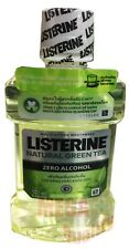 LISTERINE Natural Green Tea Antiseptic Mouthwash 250 ml/8.5 oz