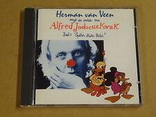 CD / HERMAN VAN VEEN – ZINGT EN VERTELT VAN ALFRED JODOCUS KWAK DEEL 2