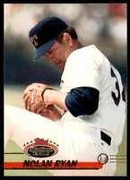 1993 Topps Stadium Club Nolan Ryan Texas Rangers #353