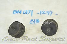 BMW SET OF 2 Rubber Mount Air Filter Housing Stud MTC 13711259818