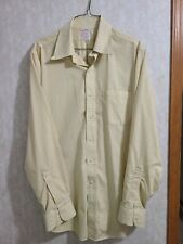 Brooks Brothers Long Sleeve Button Front Shirt Size 16-35
