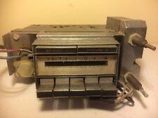 Vintage Original AM Dash Radio Stereo Push Button Fits Vintage Lincolns