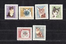 Bulgarie    chats de 1967   num: 1505/10   **