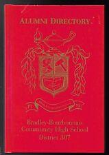 BRADLEY BOURBONNAIS HIGH SCHOOL ALUMNI DIRECTORY (1995)