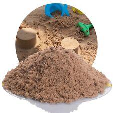 (0,58?/kg) feiner Spielsand 25kg TÜV-geprüfter Sand hautschonend für Sandkasten