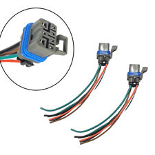 2X Neutral Safety Switch Connectors Pigtail MLPS Range Switch For Chevy Cavalier