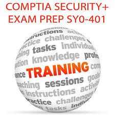 COMPTIA SECURITY+ EXAM PREP SY0-401 - Video Training Tutorial DVD