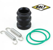 KTM SX / EXC 125, 144, 150 (2000-2020) MX Exhaust Pipe Gasket Seal Kit & Springs