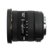 Sigma 10-20mm F3.5 EX DC HSM Lens: CANON CA2583