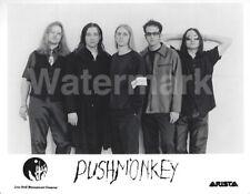 Pushmonkey Press Photo Promo 8x10 1998 Rock Band