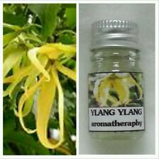 Ylang Ylang Scent Aroma Essential Oil For Diffuser, Spa Bath, Candle Lamp, 5ml