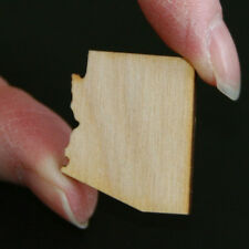 10 - Arizona - 1-1/4 x 1 x 1/8 inch unfinished wood (AZ001)