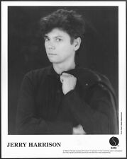 ~ Jerry Harrison of Talking Heads Original 1980s Sire Records Photo Tom Tom Club