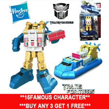 Hasbro Transformers Titans Return Legends Seaspray Action Figures Robot Boat Toy