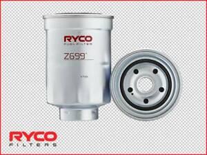 Mazda 6 GG 102006 - 022008 Diesel Ryco Z699 Fuel Filter