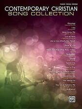 Contemporary Christian Song Collection: Piano/Vocal/Guitar by Alfred Music...