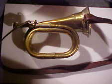 Post W.W. 1 German Prussian Signals Bugle Brass