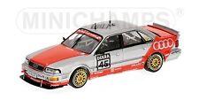 Audi V8 Team Sms Hubert Haupt Dtm 1992 1:43 Model 400921445 MINICHAMPS