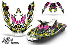 Bombardier Sea-Doo Spark 3Up Rotax Jet Ski Decal Wrap Graphics Kit 15-18 FRNZY Y