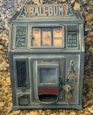 Groetchen Chicago 1930's Ball-Gum Vendor Jack Pot Penny Trade Stimulator