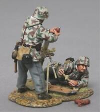THOMAS GUNN WW2 GERMAN SS057A 80MM MORTAR SET NORMANDY MIB