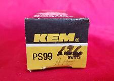 Engine Oil Pressure Switch Kemparts KEM PS99 ,  SW1594, 6464144, D1803