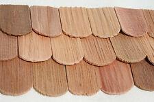 KBM-z20r, Dachschindeln, Zedernholz, ca. 100 Stk. Krippenzubehör, Krippenbau