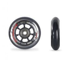 Rollerblade Wheel Kit 76mm/80A Wheels + Sg5 Bearings   8 Wheels, 16 Bearings, 8