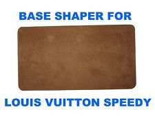 Brown Base Shaper Liner that fit the Louis Vuitton Speedy 30 Bag