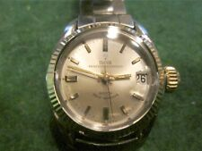 LADIES VINTAGE TUDOR PRINCESS OYSTERDATE BY ROLEX – SERVICED AND WORKING GREAT
